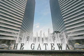 The GateWay (East & West Towers)